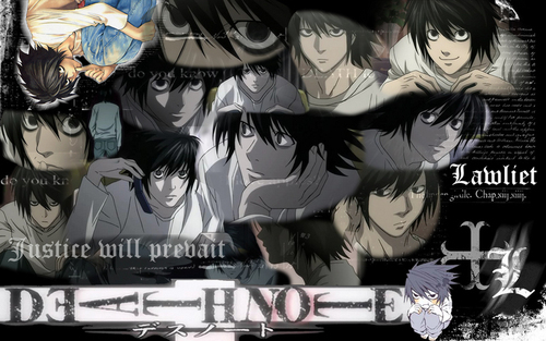 L images Lawliet HD wallpaper and background photos