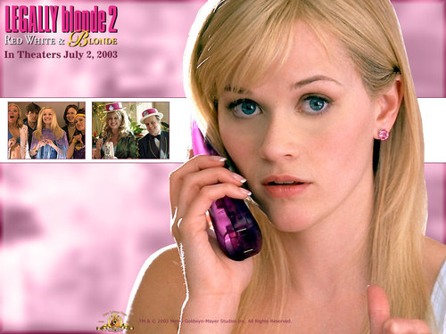 Legally Blonde fondo de pantalla