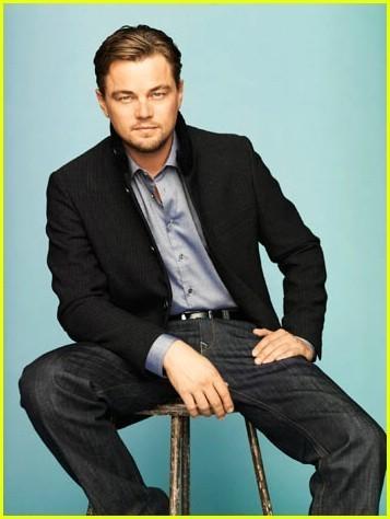 Leonardo DiCaprio Covers Parade