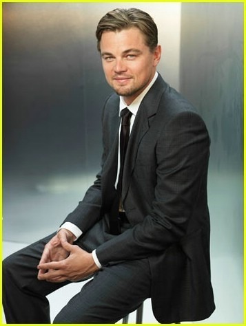 Leonardo DiCaprio Covers Parade