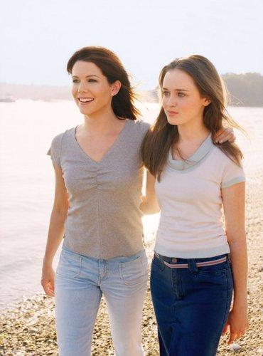 Lorelai and Rory