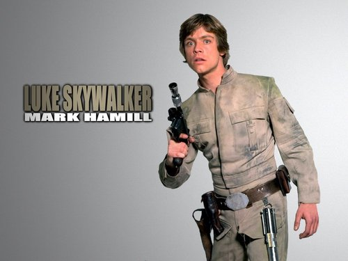 Luke Skywalker wallpaper called Luke Skywalker WP