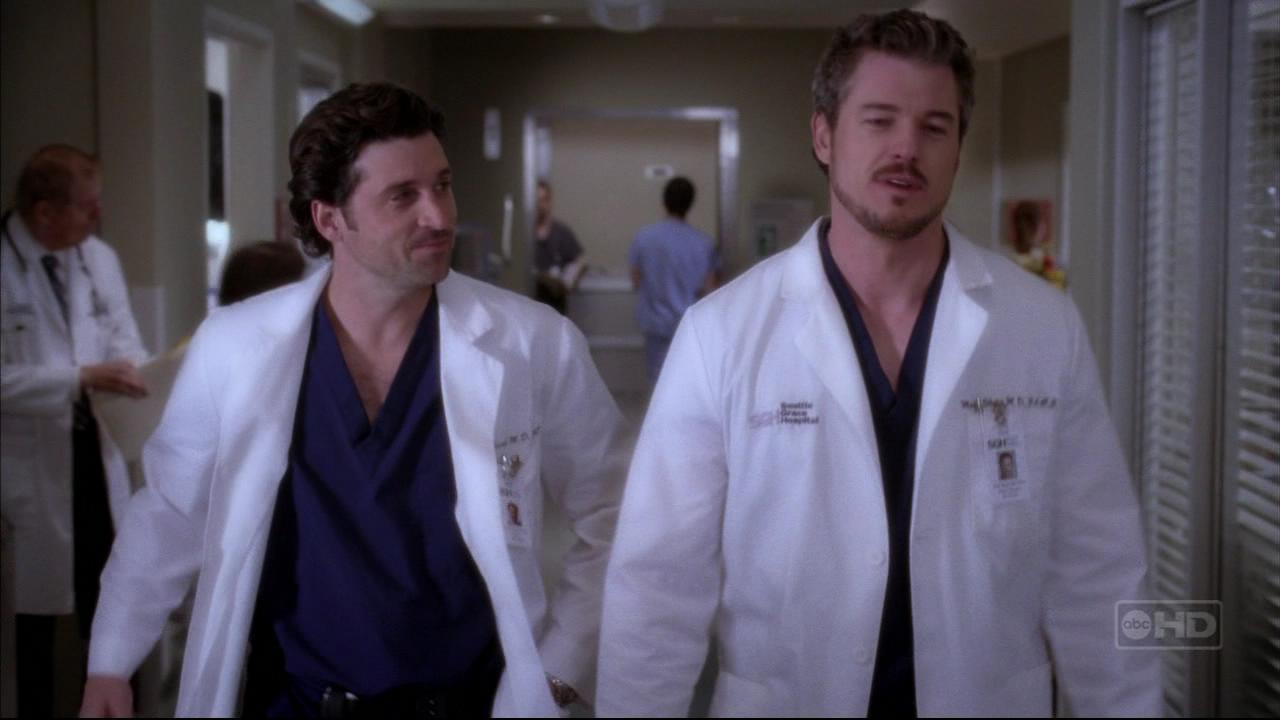 The Guys Of Greys Anatomy Immagini Mark Sloan And Derek Shepherd Hd