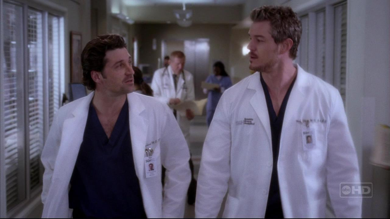 The Guys Of Greys Anatomy Mark Sloan And Derek Shepherd Hd