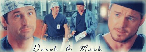 Mark and Derek