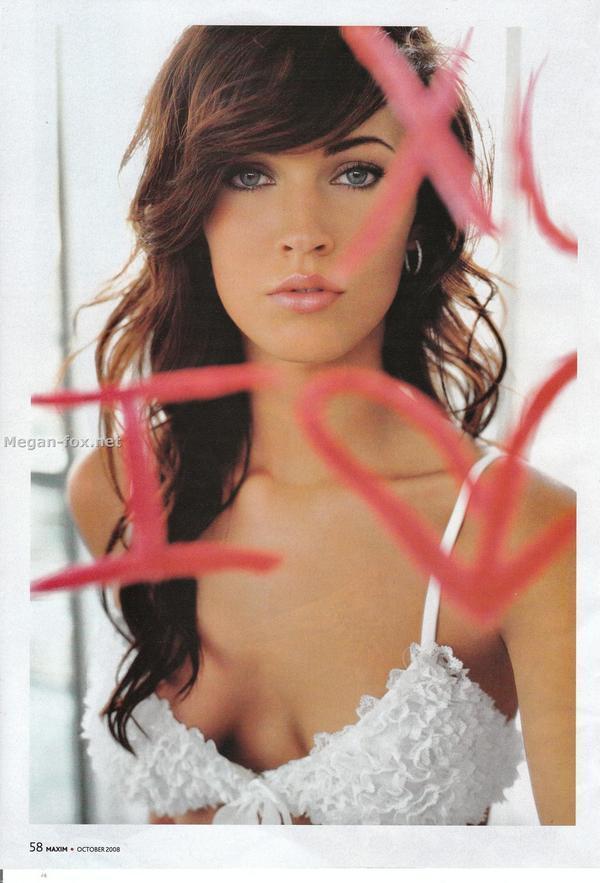 Maxim Magazine October 2008