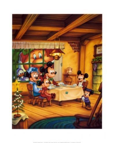 Mickey's 크리스마스 Carol