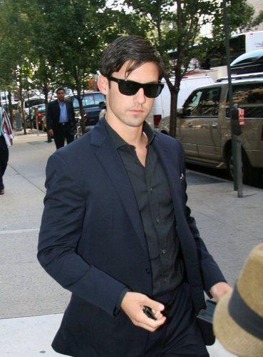 Milo leaving ABC Studios
