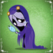 Misery - ruby-gloom icon