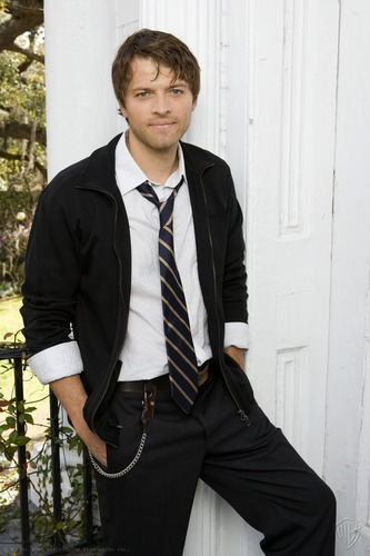 Misha Collins (Castiel) - supernatural Photo
