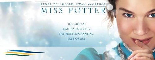 Miss Potter Movie Banner