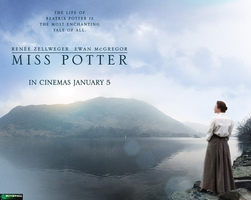 Miss Potter wallpaper