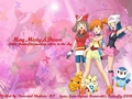 pokemon - Misty,May,&Dawn wallpaper