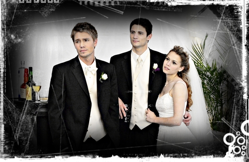 Naley Wedding