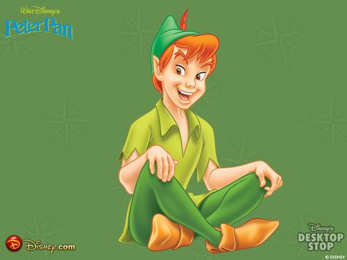 Peter Pan 바탕화면