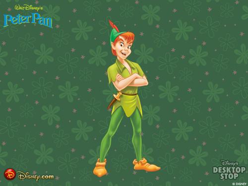 Peter Pan fondo de pantalla