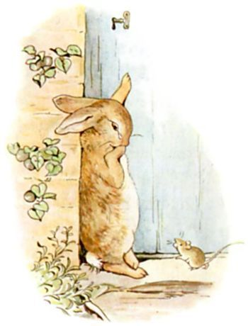 Peter Rabbit - beatrix-potter Photo