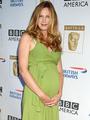 Pregnant Anne Dudek