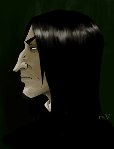 profil of Snape