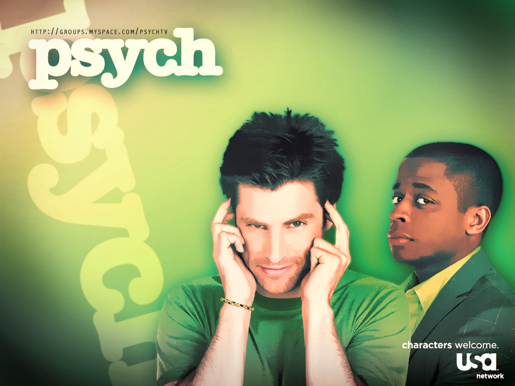 psych psych wallpaper 2427193 fanpop