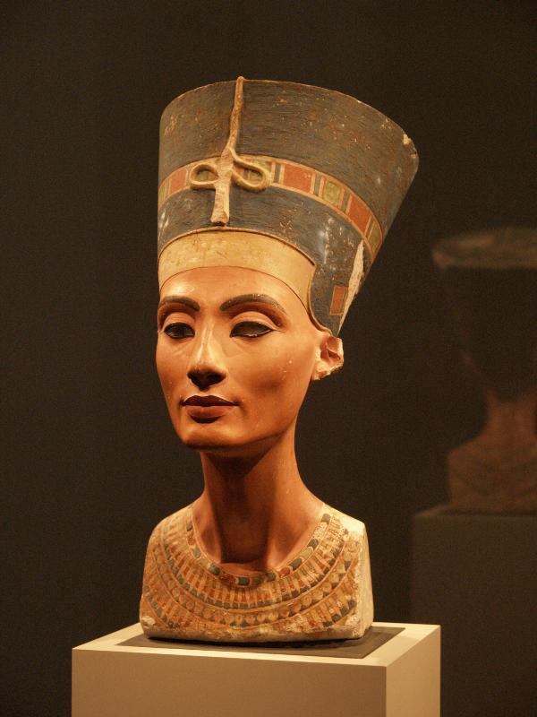 क्वीन Nefertiti of Egypt