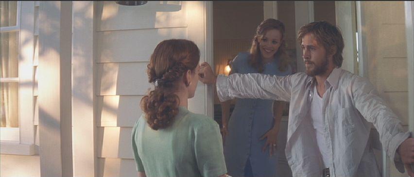 scene Rachel mcadams notebook