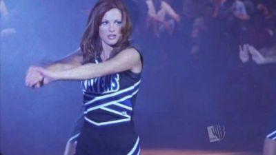 Rachel - cheerleader