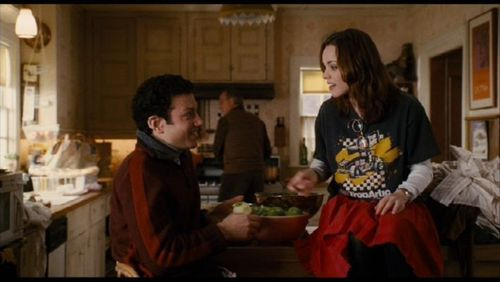 Rachel McAdams karatasi la kupamba ukuta entitled Rachel in The Family Stone