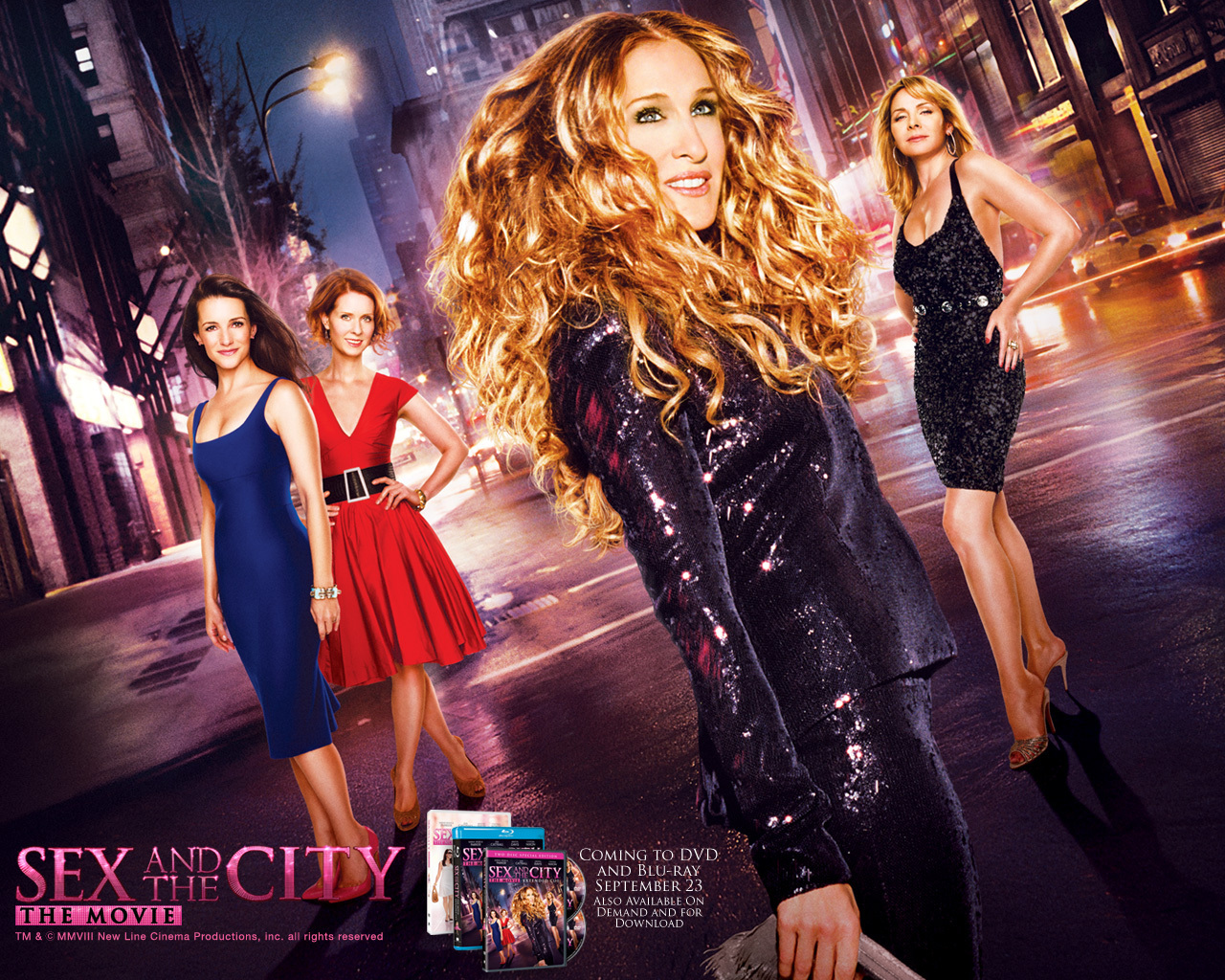 Sex Andthe City Movie 3
