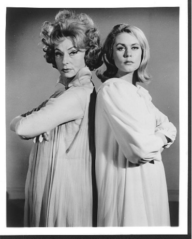 Bewitched wallpaper called Samantha and Endora