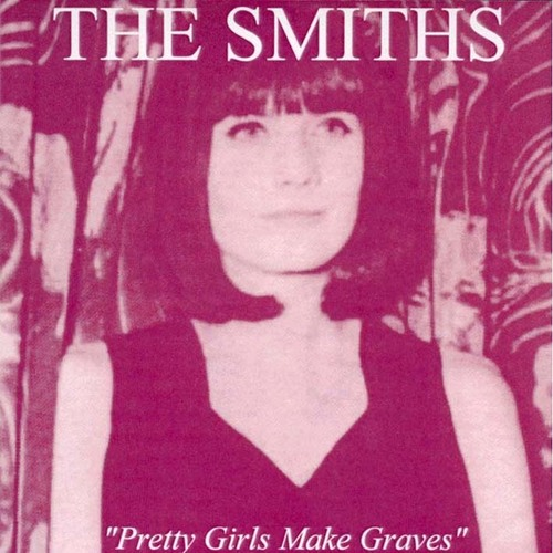 Sandie in another Smiths album cover