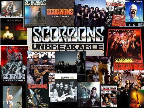 Scorpions Unbreakable