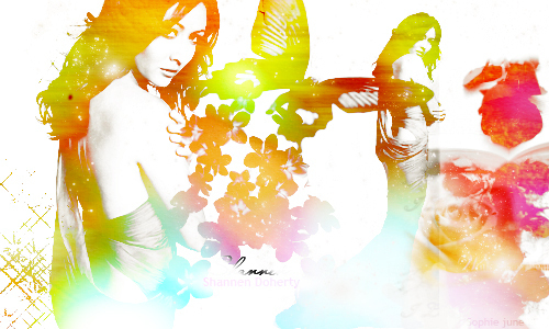Shannen Colorful Art