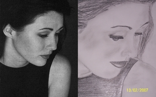 Shannen Drawing