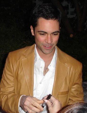 Signing Autographs....