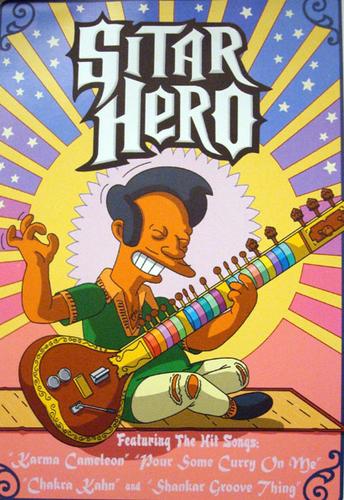 Sitar Hero