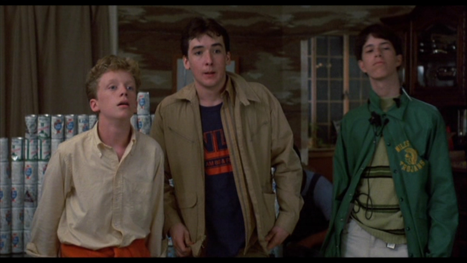 Sixteen Candles Farmer Ted Moments Farmer Ted Image 2481012 Fanpop