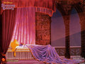 Sleeping Beauty Hintergrund
