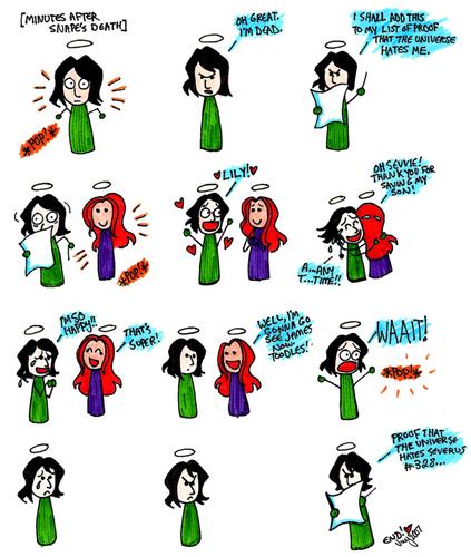 Snape Afterwards