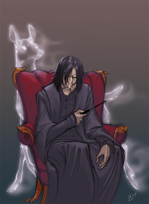 Professor Severus Snape  Harry Potter Wiki