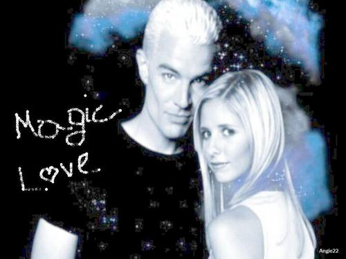 "Spuffy ""Magic Love"" por me"