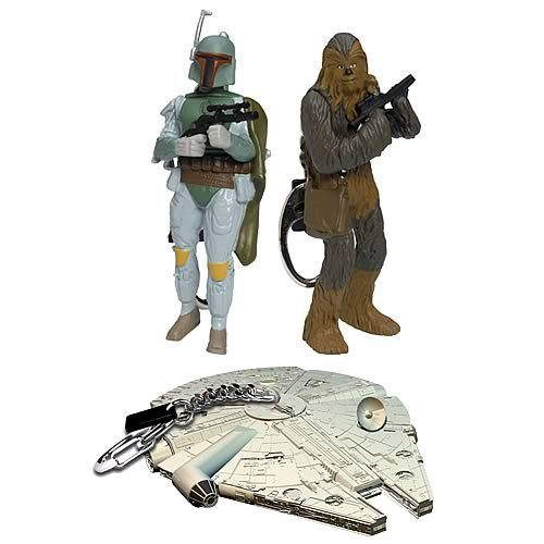 Star Wars Series 2 Keychain Set