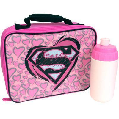 SuperGirl Soft Lunch Box