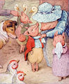 Tale of Pigling Bland - beatrix-potter photo