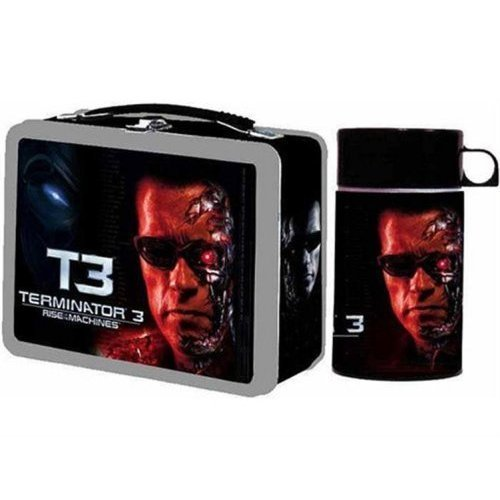 Lunch Boxes wallpaper titled Terminator 3 Lunch Box