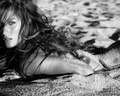 The Beach - the-beauty-of-black-and-white wallpaper