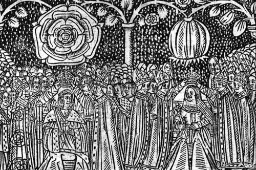 The Coronation of Henry VIII and Catherine of Aragon