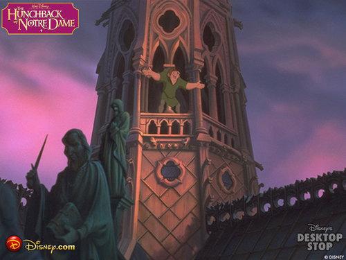 The Hunchback of Notre Dame wallpaper