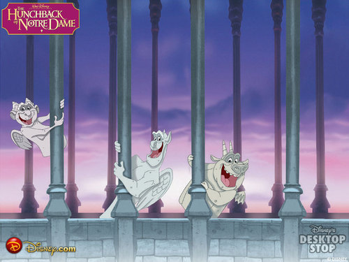 The Hunchback of Notre Dame wallpaper titled The Hunchback of Notre Dame Wallpaper