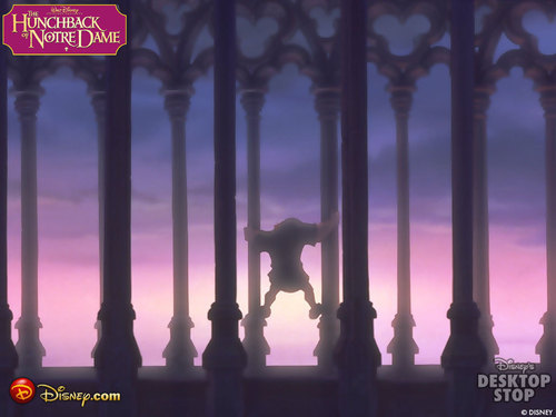 The Hunchback of Notre Dame 바탕화면